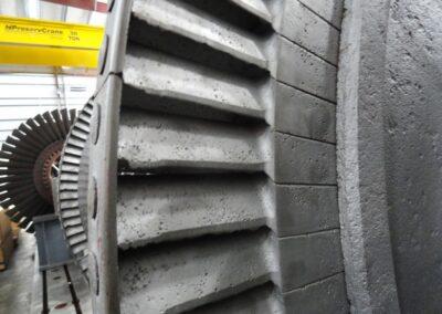 Steam Turbine Overhauls and Repairs
