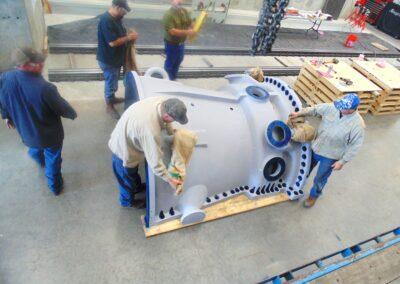 Equipment Overhauls and Heavy Mechanical